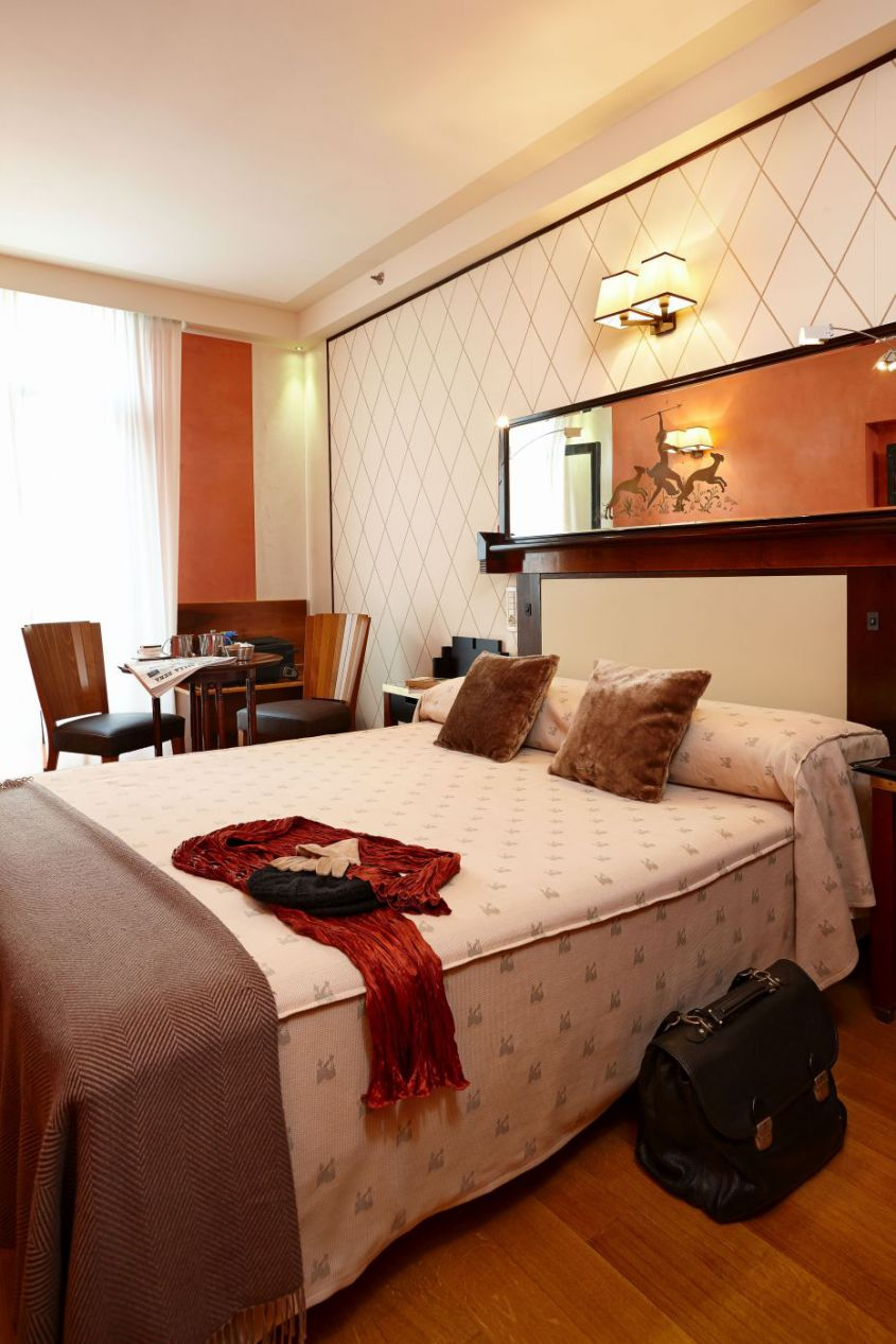 Standard Hotel Room: Hotel Saturnia & International Venice