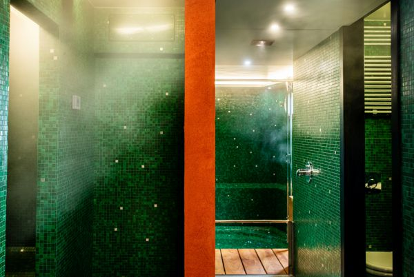 Turkish Bath - hotel with Turkish Bath Venice - Hotel Saturnia & International
