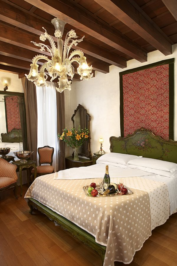 Hotel Saturnia & International double superior deluxe room panoramic view