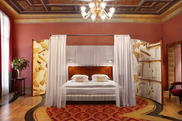 Junior Suite Hotel Saturnia & International