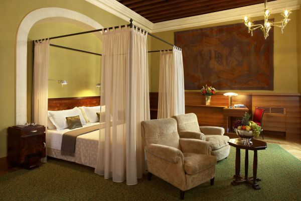 Hotel Saturnia & International Junior Suite