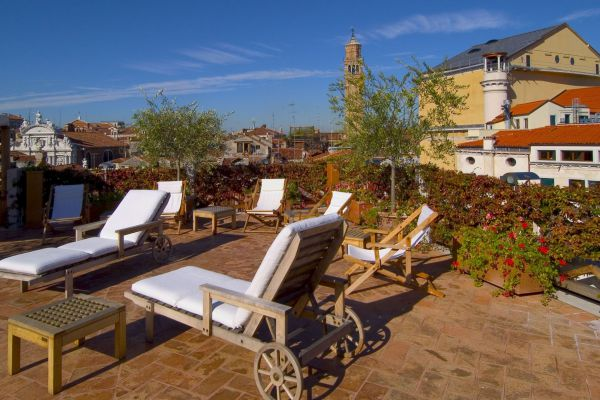 Terraza Hotel Saturnia & International