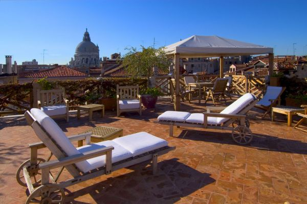 Hotel Saturnia & International terrace