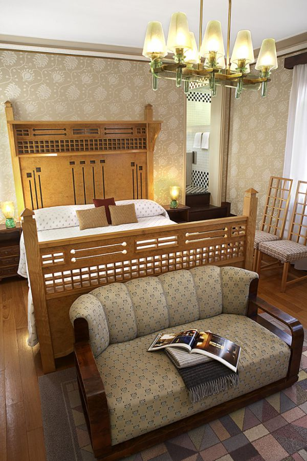 Hotel Saturnia & International double superior deluxe room