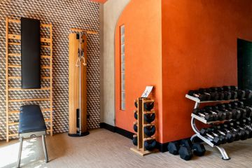 Gym - hotel with gym Venice - Hotel Saturnia & International