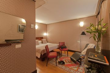 Double superior deluxe room